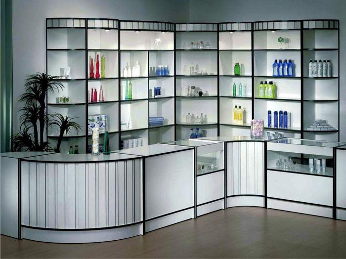 Навіщо потрібні скляні прилавки: переваги і очевидна вигода