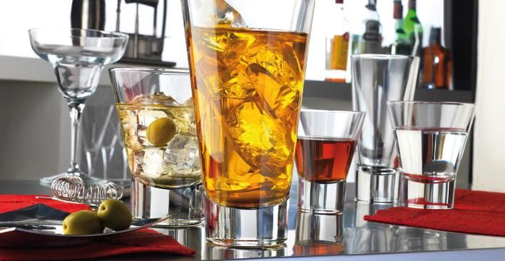 Стаканы для ресторана, кафе, бара, столовой Бормиоли Роко