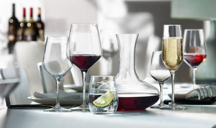 Стаканы для ресторана, кафе, бара, столовой Bormioli Rocco