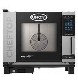 Пароконвекционная печь Unox XEVC0511GPR