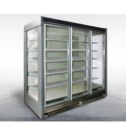 Морозильная пристенная витрина Технохолод ВХН «Луизиана LT» (3125)