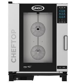 Пароконвекционная печь Unox XEVC1021GPR