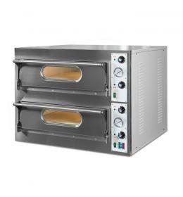 Печь для пиццы 2-х камерная Restoitalia RESTO 99 BIG