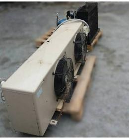 Агрегат для холодильной камеры в сборе (с испарителем) на базе компрессора Maneurop Danfoss MT40JH4EVE бу