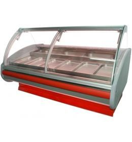 Холодильная витрина Cold MODENA 18 (w-18-pvp-k-GN)