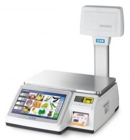 Торговые весы с термопечатью CAS CL-7200-U
