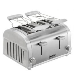 Тостер BARTSCHER Silverline на 4 ломтика