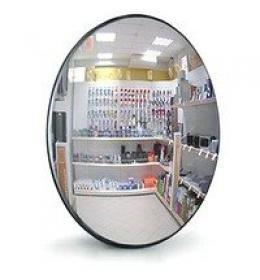 Обзорные зеркала безопасности для торгового зала MEGAPLAST Kladno Ltd