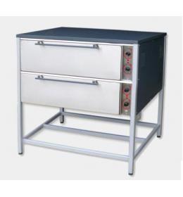 Пекарский шкаф двухкамерный ШПЭ 2