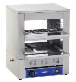 Аппарат приготовления хот-догов АПХ - П (паровой принцип)