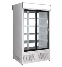Холодильный шкаф Технохолод ШХСДс(Д) -«АРКАНЗАС»-1,2 (сквозной, купе)