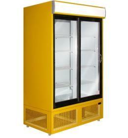 Холодильна шафа Технохолод ШХСДк(Д)-«Канзас» -1,2 (купе)