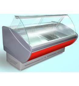 Холодильная витрина Технохолод ПВХС- «КАРОЛИНА»-1,4