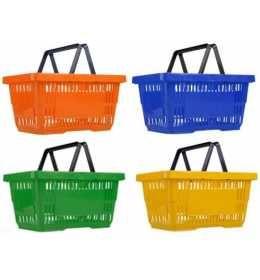 Корзина покупательская пластиковая
