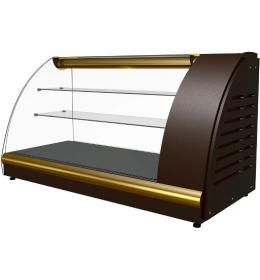Барная холодильная витрина ВХС-1,2 Арго XL Люкс