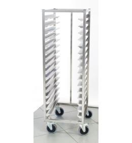 Стеллаж кондитерский для противней односекционный PRMI-1