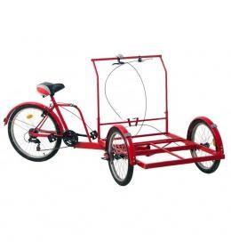 Велосипед грузовой ВЛГ