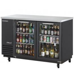 Барный холодильник витринного типа Turbo air TBB-2SG