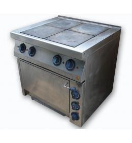 Плита 4-х конфорочна з духовкою Kogast ES-T471 б/в