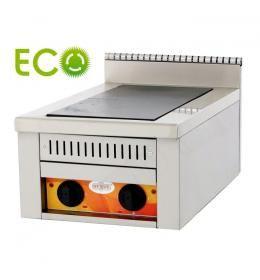 Електрична двоконфорочна плита ПЕ-2 (0,18) 700 ЕКО
