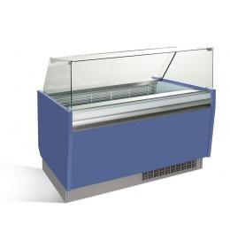 Витрина морозильная GGM Gastro ESTI12BL