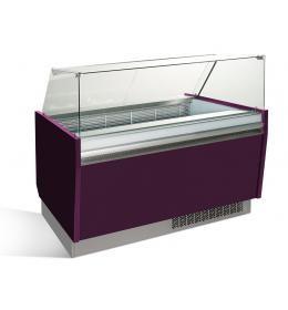 Витрина низкотемпературная GGM Gastro ESTI12V