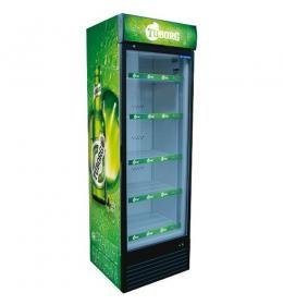 Шафа холодильна зі скляними дверима UBC Medium