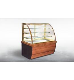 Холодильная витрина для тортов Технохолод ВХК(Д) -1,3 «ДАКОТА self»