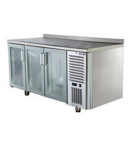 Холодильный среднетемпературный стол Polair TD3 GN-G