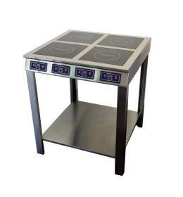 Профессиональная плита индукционная Sif 4.8