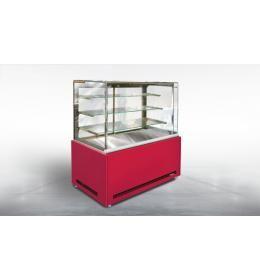 Холодильная витрина Технохолод ВХК(Д) -1,5 «ДАКОТА Куб Ф» mini 1300/600