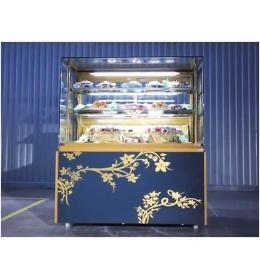 Холодильная витрина для кондитерских изделий Технохолод ВХК(Д) -1,0 «ДАКОТА Куб Ф ВП»