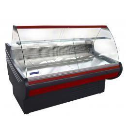 Среднетемпературная холодильная витрина UBC Muza 1.75
