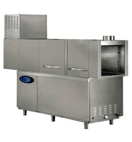 Конвеерная посудомоечная машина OBK 2000 Ozti (Турция) с сушильным тунелем