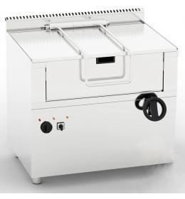Промышленная электрическая сковорода ТВРЕ