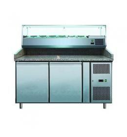 Стол для пиццы COOLEQ PZ 2600TN VRX 1500/380