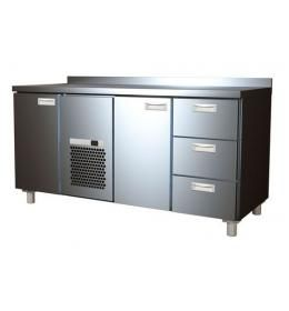Морозильный стол низкотемпературный 3GN/LT Carboma