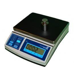 Весы настольные со счетным режимом ВП1
