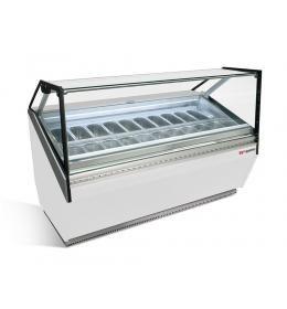 Витрина для мороженого GGM Gastro ETI12W