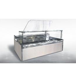 Среднетемпературная витрина Технохолод ПВХС-1,5 «МИССУРИ А РС»