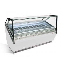 Витрина для мороженого GGM Gastro ETI15W
