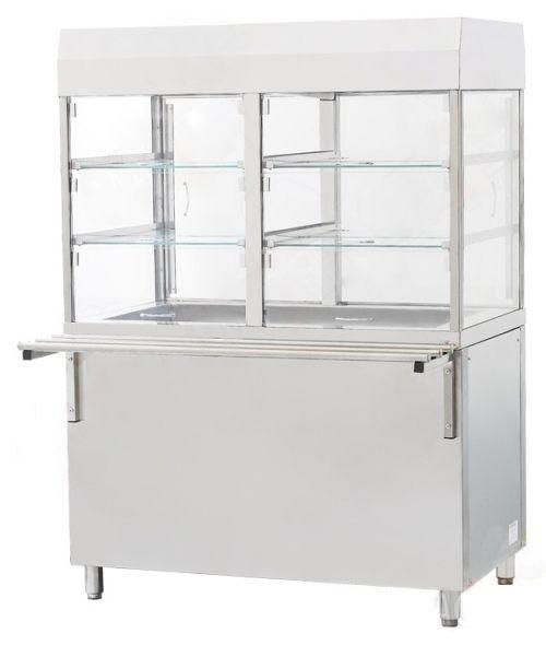 Витрина холодильная для линии раздачи