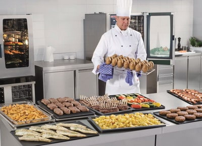 Оборудование для столовых: мясорубки, тестомесы, холодильные шкафы